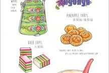 ilustrasi food