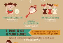 Infographic / benessere, felicità, happiness, wellness, salute, health, social media, life, success