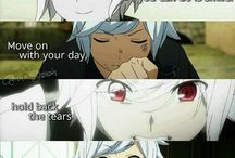 My Anime Quotes