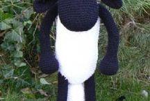 Crochet Toys / by Nancy Quinn