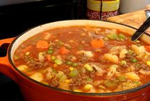 Bowl'd Over / Soups and stews