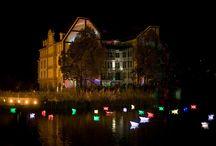 Piano-See Potsdamer Platz @ Berlin FESTIVAL OF LIGHTS