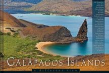 Galapagos Islands / Coming October 2013   Where Darwin once visited and later used evidence from to support his faulty case for evolution, discover the wonder of God in this full-color book filled with vibrant images of these glorious islands in the Pacific, as well as powerful insights that give Him the glory due His name.