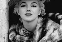 Vintage celebrities in hats