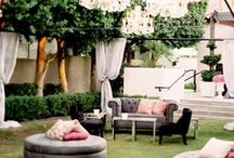 Lounges- pre or post dinner spaces