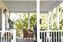 Ideas for Veranda
