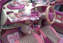 Love love looove Hello Kitty / by Katrina Bocage Simpson