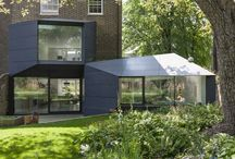 Architecture: Extensions / Great design ideas for domestic extensions, refurbs & remodels.