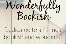 Blog: Wonderfully Bookish / A board for my blog, Wonderfully Bookish (http://wonderfullybookish.co.uk).