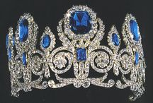 Bijoux and baubles:  Crowns, Tiaras & Diadems / Crowns, tiaras, diadems / by Rebecca Marsh
