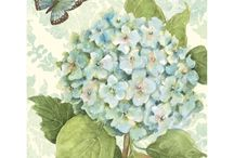 Tile - floral