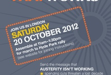 A future That Works / Pledge to join the march in London, 20 October 2012, or to join us in taking action online on the day. http://afuturethatworks.org / by Stronger Unions from the TUC