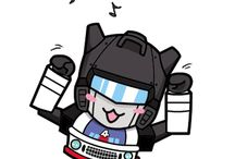 Jazz and Prowl / ♥️♥️♥️♥️