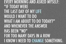 Quotes / by Brooke Alva