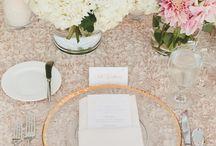 Wedding Tables & Linen    Table Inspiration