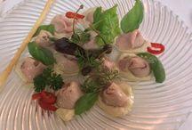 Foto Piatti / Foto di alcuni piatti che vengono proposti quotidianamente ai clienti di Monaco di Baviera.