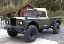 The Safari Automobile
