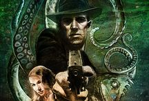 Lovecraft P.I. / Limited 3 issue comic series.
