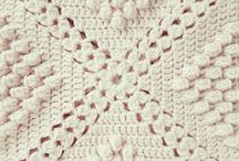 Crochet Blankets & Pillows / A collection of crochet blanket patterns