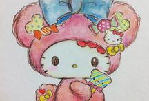 Hello Kitty / by Wendy Wade