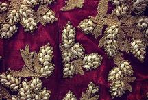 Zardosi and other embroidery work