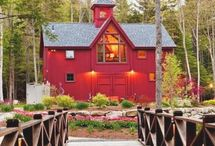 Barns / by Boxelder Giftstore