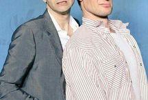 David és Matt