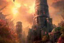 inspiracje - wieża