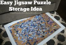 Jigsaw Puzzle Tips & Tricks