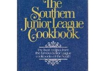 The Junior League Cooks / Junior League Cookbooks throughout the years