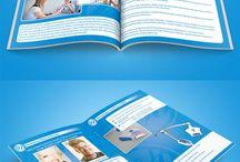 Graphic design for print | Projekty graficzne do druku / Materiały reklamowe przekazywane do druku.  Advertising material submitted for publication.