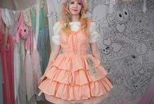 """Gloomth Candy Dream Prom Party / Designs and photos from our spring/summer 2013 line """"Candy Dream Prom Party""""! :)"""