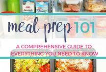 Meal Prep Ideas/ Foodspiration / Beautiful food creations !