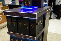 Johnnie Walker Blue at Miami International Airport