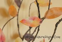 Holidays: Fall / Halloween, Thanksgiving / by Jen Waldner