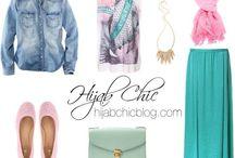 Hijab chicks