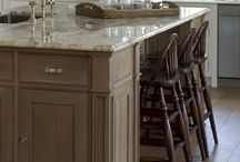 Q&A: Kitchen Island Barstools / by Mrs. Howard