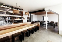 a restaurant/retail space. / by Claire Zinnecker