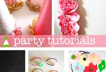 Party ideas for little girls