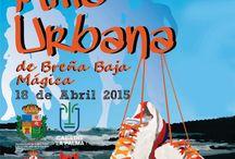Carteles y logos Campeonatos / Carteles oficiales de los Campeonatos de España organizados por la RFEA