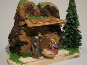 Miniaturkrippen  -  miniature crib