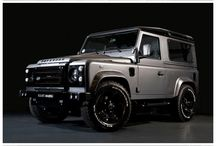 Latest and Greatest Land Rovers