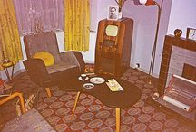 1950s living room / by Emily Manthei
