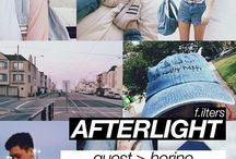 afterlight filter