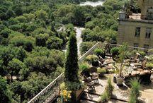 NY city gardens