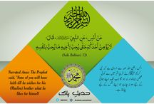 Quotations from Prophet Muhammad / Online Islamic Education best provided by QTV Tutor, easy Online Islamic study, 24/7, Flexible timings, connect with QTV Tutor, any device from anywhere.