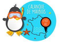 Calanque de Maupas plage secrète de la Côte d'Azur / Calanque, plage sauvage, crique, var, escapade, voyage, france, mer, eau turquoise, esterel, trayas, agay