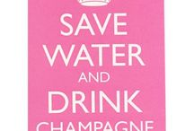 Champagne Humor and Art / by Glenora Wine Cellars