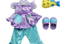 Disney Toddler  doll Outfits