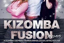 KIZOMBA / Parties, Classes & Festivals